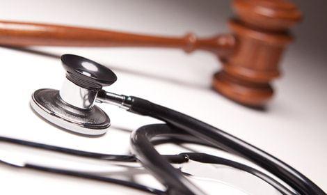 het recht en de medische wereld